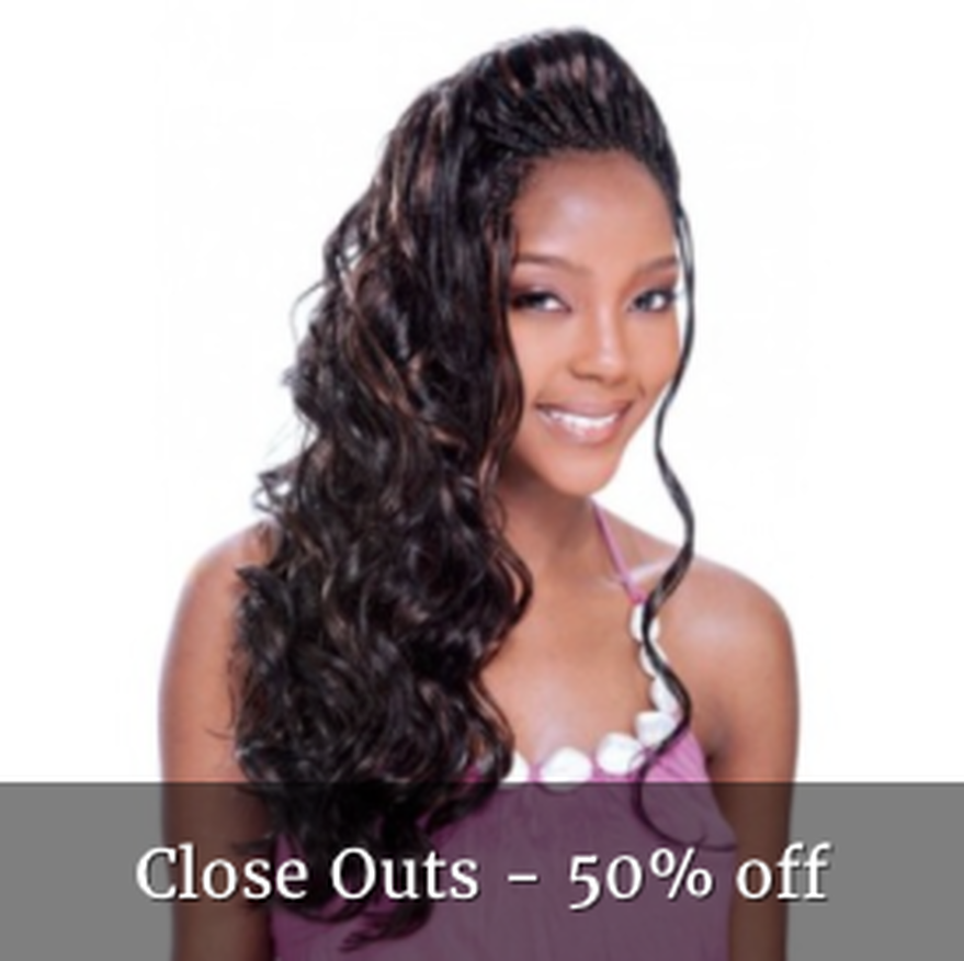 Majestic All Virgin Hair Close outs - 50% off