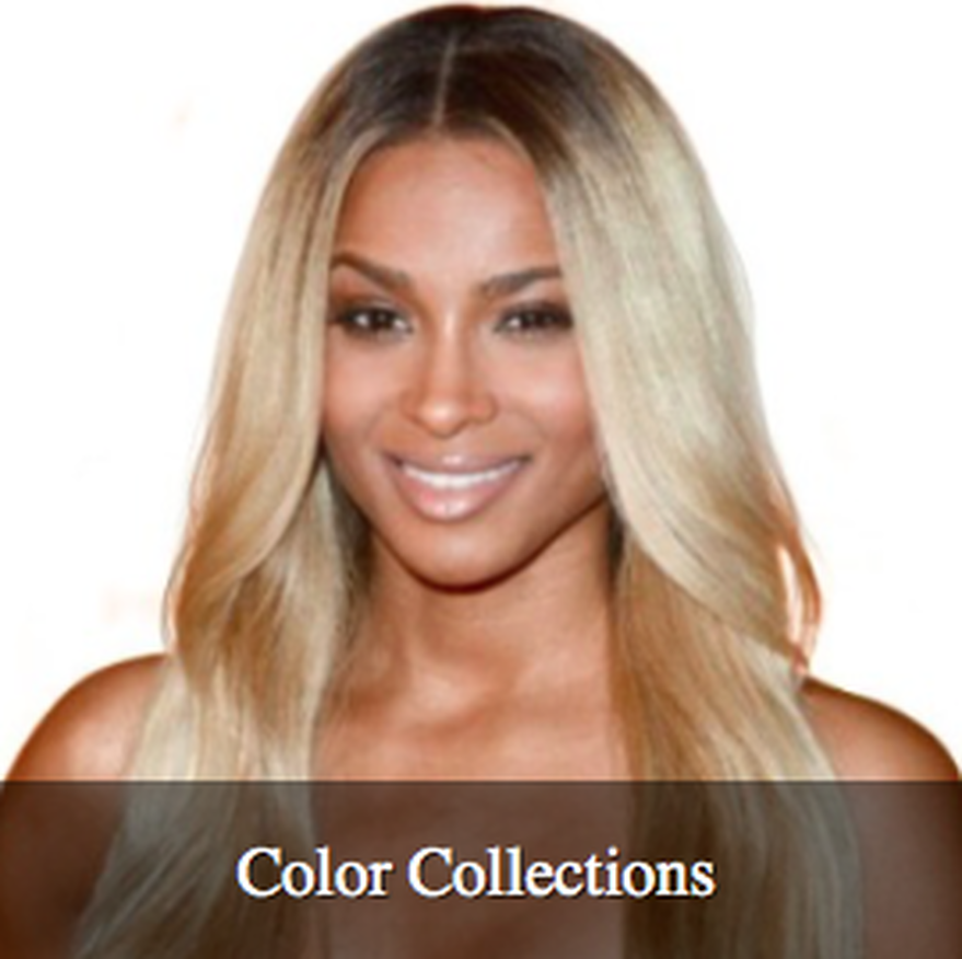Majestic All Virgin Hair ombre collections
