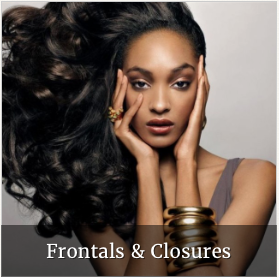 100% Virgin hair lace and silk closures and frontal.