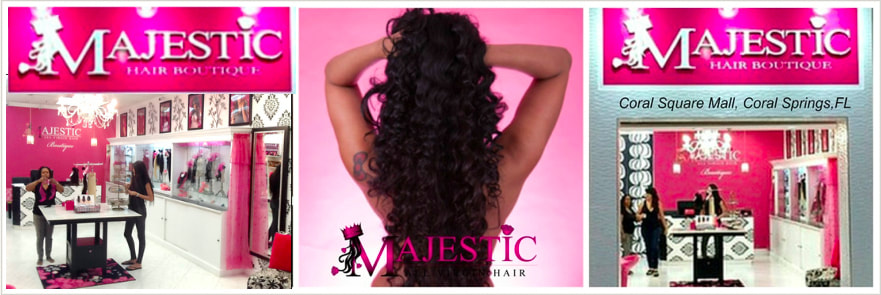 Majestic All Virgin Hair Peruvian Natural wave